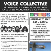Voice Collective Bradford Poster