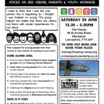 Blackpool - Young People's Open Event (June)