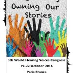 2016 World Hearing Voices Congress – Paris