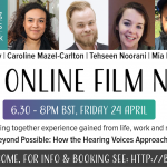 HVN Online Film Screening - 24 April, 6.30pm BST